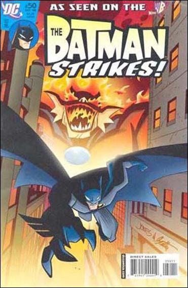Batman Strikes 50-A by DC