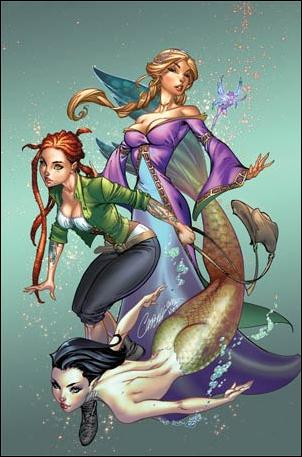 Damsels 1-E by Dynamite Entertainment