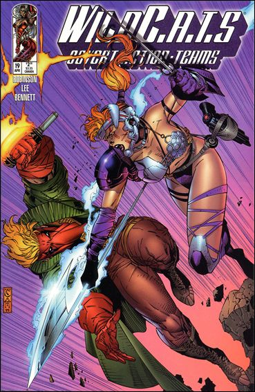 WildC.A.T.s: Covert Action Teams 19-A by Image