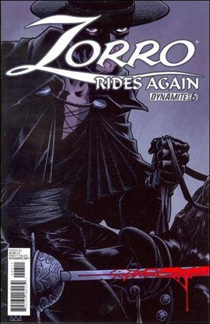 Zorro Rides Again 6-A