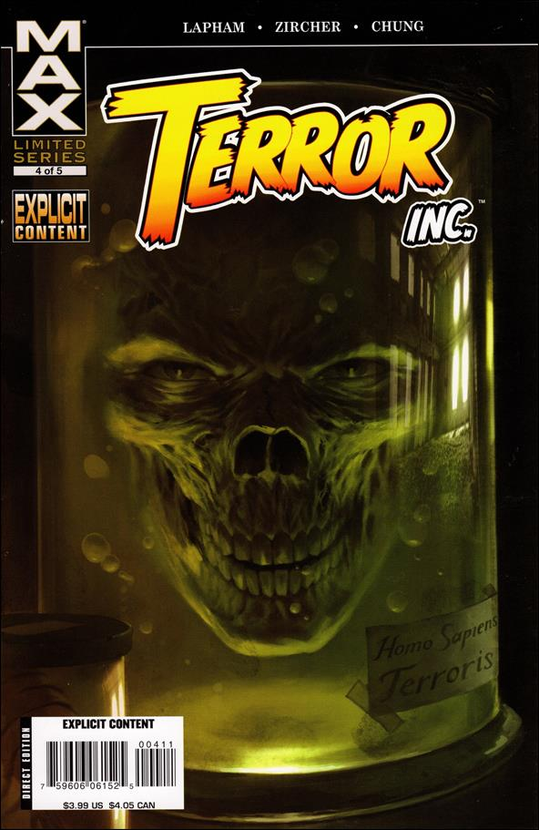 Terror, Inc. (2007) 4-A by Max