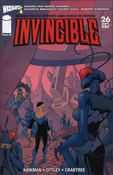 Invincible 26-A by Image