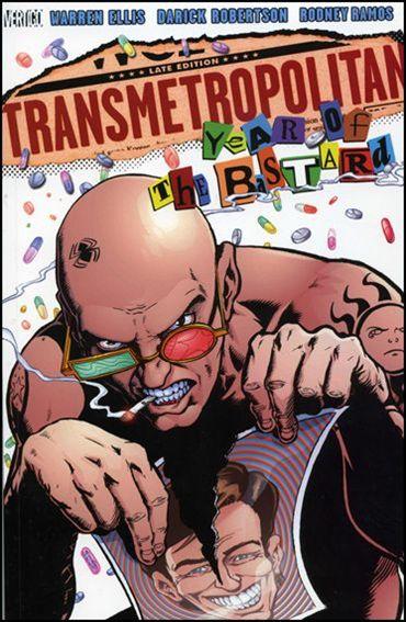 Transmetropolitan (1998) 3-A by Vertigo