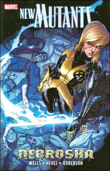 New Mutants (2010) 2-A by Marvel