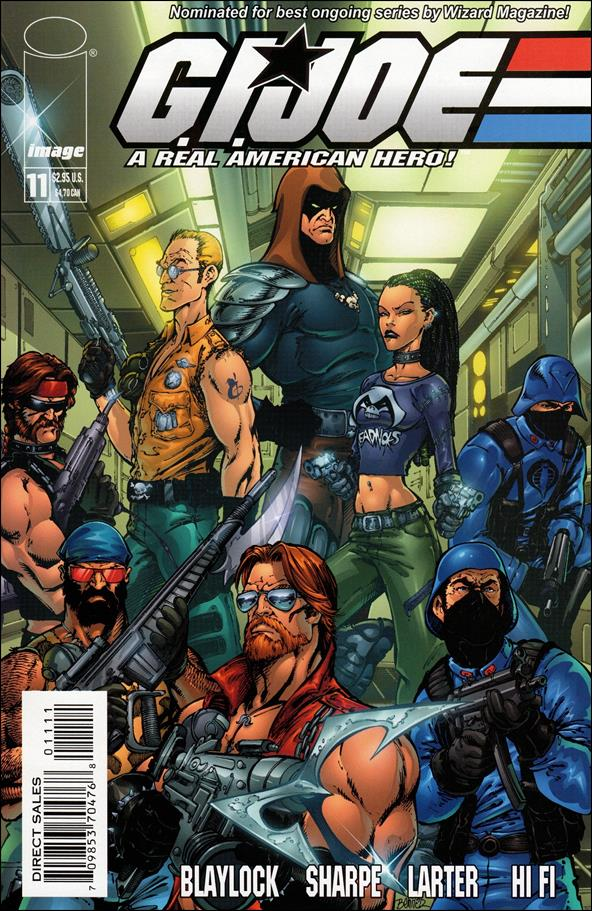 G.I. Joe (2001) 11-A by Devil's Due