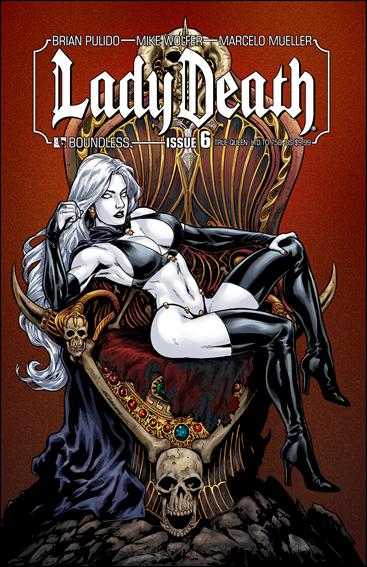 Lady Death (2010) 6-E by Boundless Comics