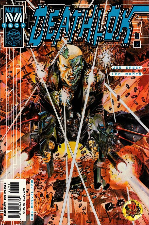 Deathlok (1999) 7-A by Marvel