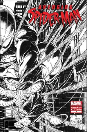 Avenging Spider-Man 1-J