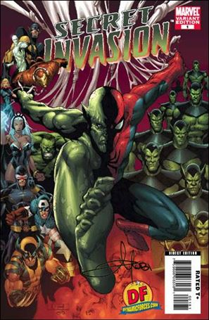 Secret Invasion 1-L