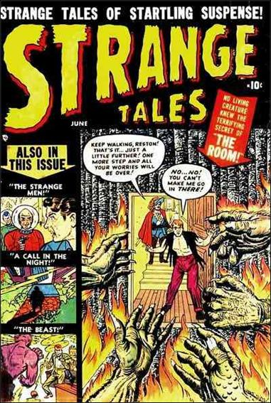Strange Tales (1951) 1-A by Marvel