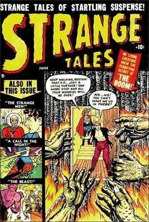Strange Tales (1951) 1-A