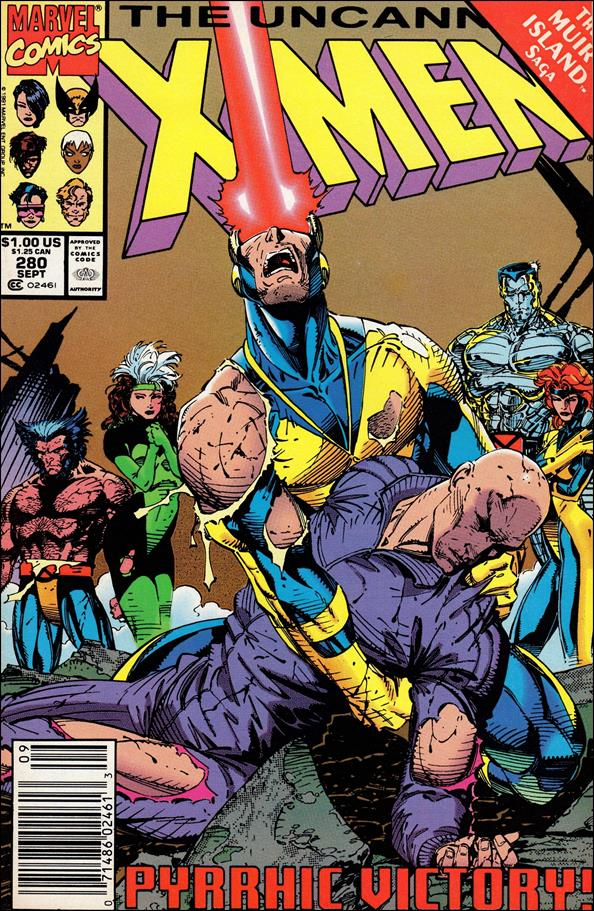 Uncanny X-Men (1981) 280-A by Marvel