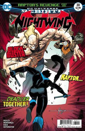 Nightwing (2016) 30-A