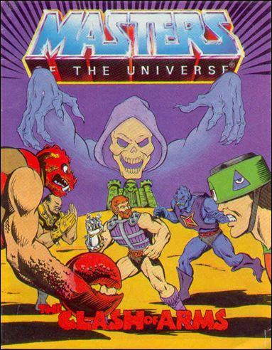 Masters of the Universe (1983) 3.9-A by Mattel