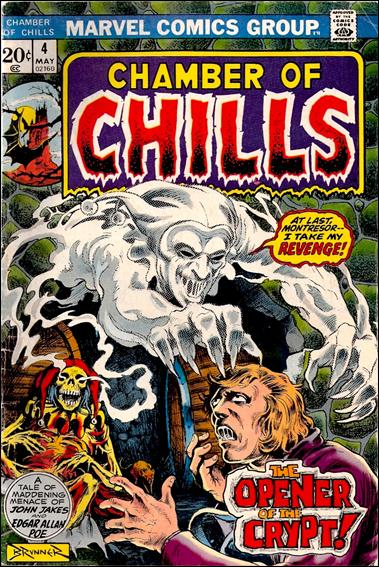 Chamber of Chills (1972) 4-A by Marvel