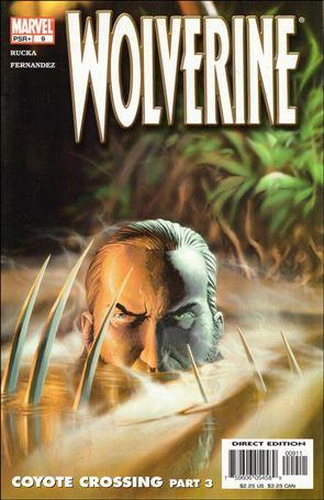 Wolverine (2003)  9-A