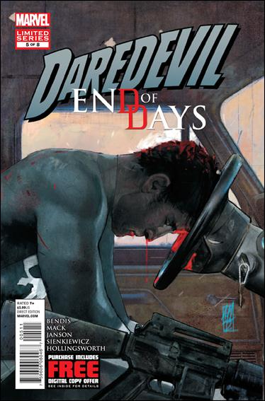 Daredevil: End of Days 5-A by Marvel