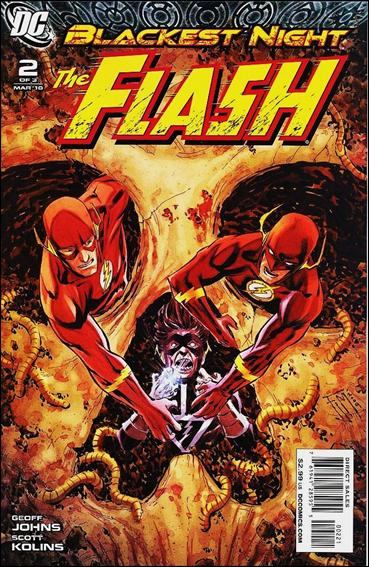 Blackest Night: The Flash 2-B by DC