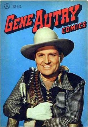 Gene Autry Comics (1946) 8-A