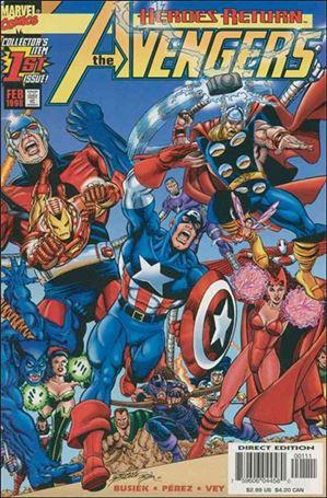 Avengers (1998) 1-A