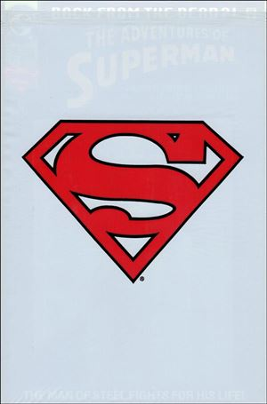 Adventures of Superman (1987) 500-A