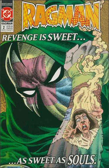 Ragman (1991) 2-A by DC