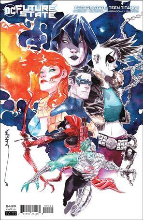 Future State: Teen Titans 1-B