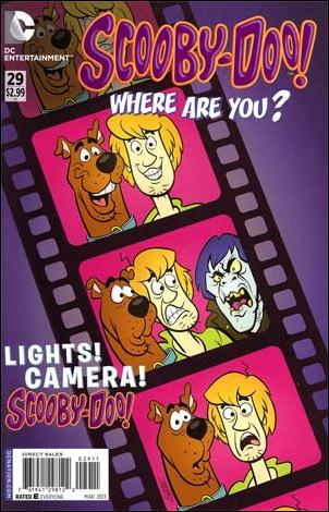 Scooby-Doo, Where Are You? (2010) 29-A by DC