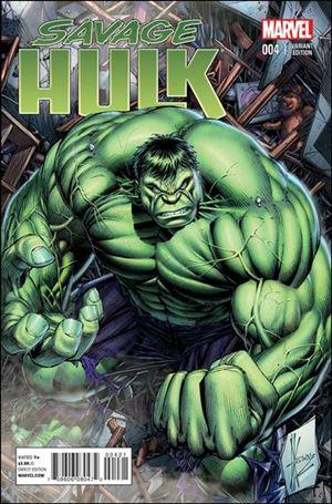 Savage Hulk (2014) 4-B