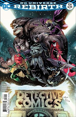 Detective Comics (1937) 934-A