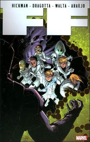 FF by Jonathan Hickman 4-A by Marvel