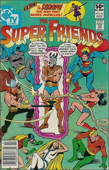 Super Friends (1976) 46-A by DC