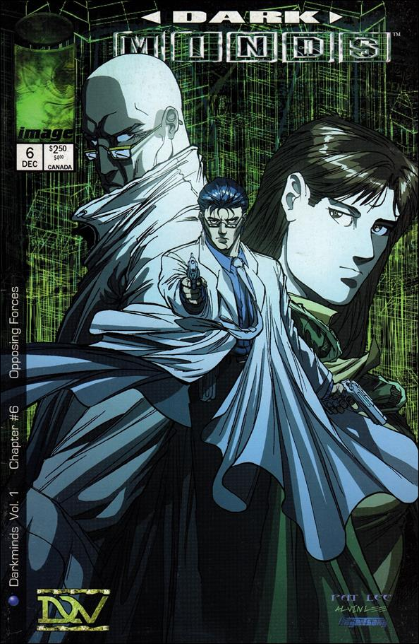 Darkminds (1998) 6-A by Image