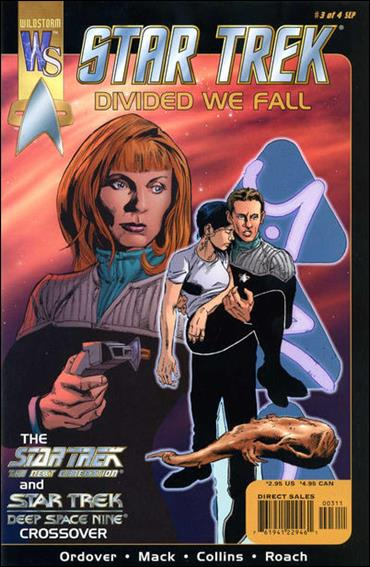 Star Trek: Divided We Fall 3-A by WildStorm
