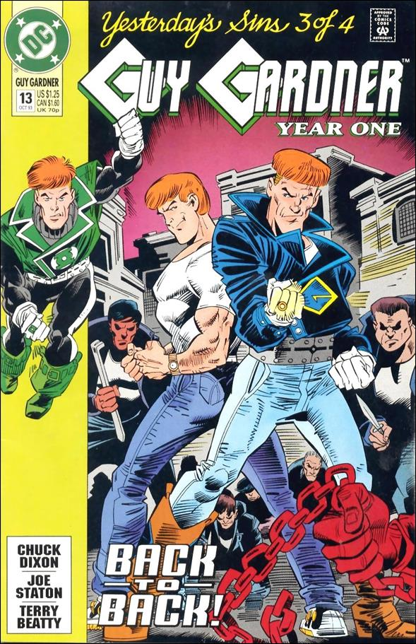 Guy Gardner 13-A by DC