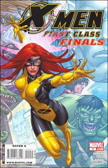 X-Men: First Class Finals 2-A by Marvel