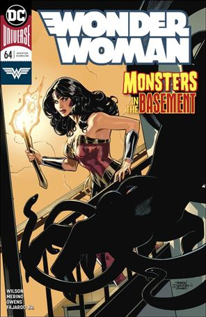 Wonder Woman (2016)  64-A