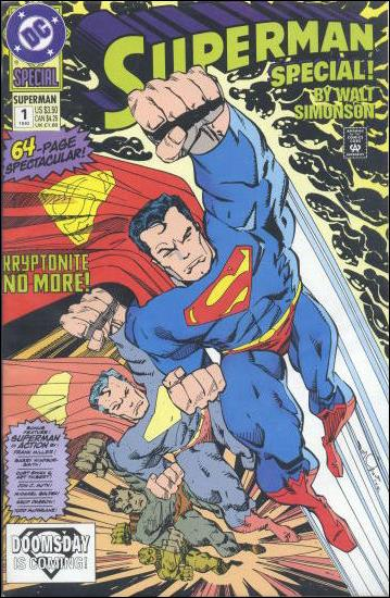 Superman Special (1992) 1-A by DC