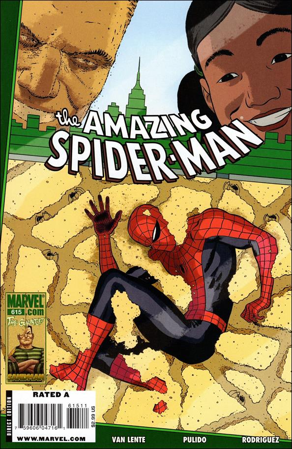 Amazing Spider-Man (1963) 615-A by Marvel