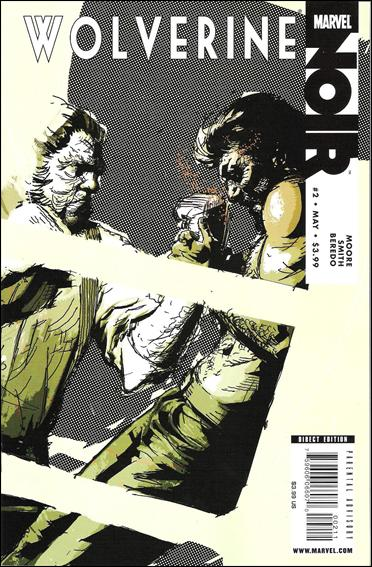 Wolverine Noir 2-A by Marvel