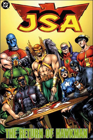 JSA 3-A by DC