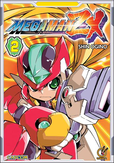 Mega Man ZX 2-A by Udon