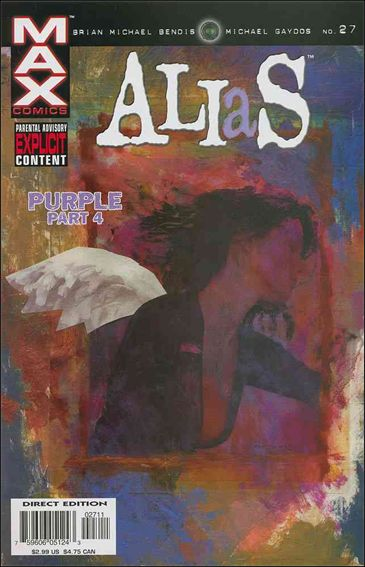 Alias (2001) 27-A by Max