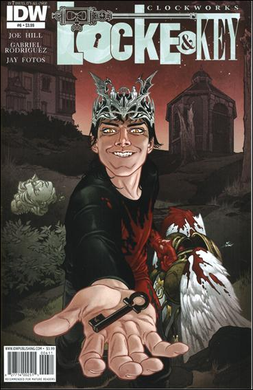 Locke & Key: Clockworks 6-A by IDW