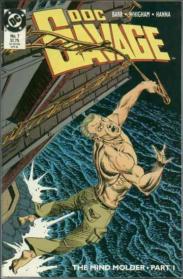 Doc Savage (1988) 7-A by DC