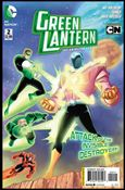 Green Lantern: The Animated Series 2-A