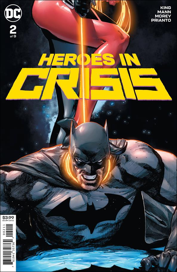 Heroes in Crisis 2-A by DC