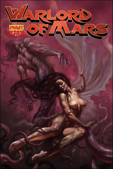 Warlord of Mars 28-B by Dynamite Entertainment