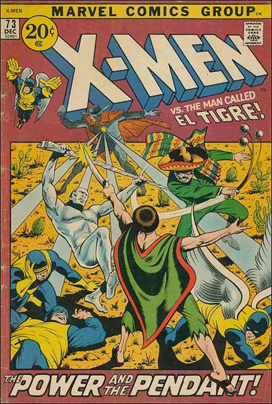 X-Men (1963) 73-A by Marvel