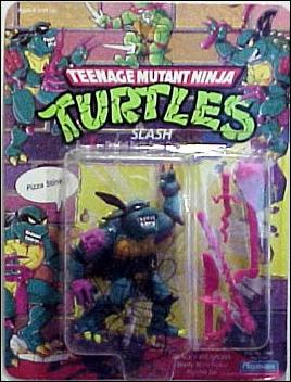 Teenage Mutant Ninja Turtles (1988) Slash by Playmates